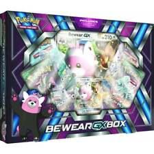 POKEMON Bewear GX Box New/Sealed Pokemon TCG Gift Box