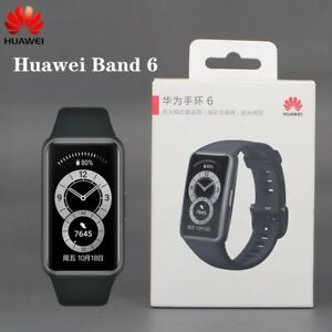 """Original Huawei Band 6 Sport Smart Band with 1.47"""" Fullview Screen All-day SpO2"""