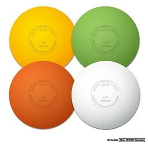 New Champro 12 PACK Official Lacrosse Ball NFHS NCAA Approved Dozen Asstd Colors
