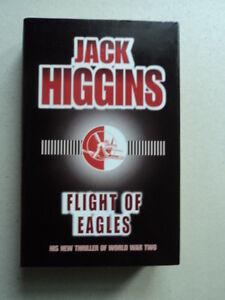 Flight of Eagles by Jack Higgins (Hardback, 1998)