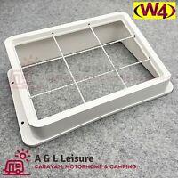 W4 Hold Steady Caravan - Motorhome Storage Shelf for Kitchen or Bathroom - 00031