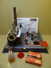 Dampfmaschine Wilesco D16 mit Zubehör / 60er Jahre / Selten