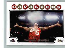 2008-09 Topps Basketball #23 LeBron James Lot B