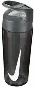 Nike Hypercharge Straw Drinks & Water Bottle - Ergonomic Design