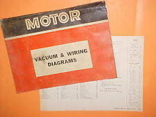 1967 1968 1969 1970 1971 CHRYSLER IMPERIAL NEWPORT 300 VACUUM+WIRING DIAGRAMS