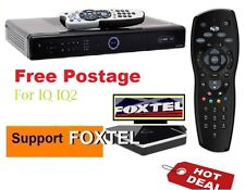 Brand new Foxtel Remote Replacement for the Foxtel IQ Remote Control.
