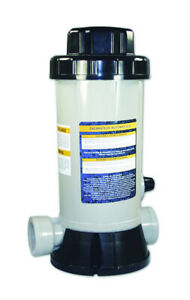 Swimline HydroTools In-Line Above Ground Swimming Pool Automatic Chlorine Feeder