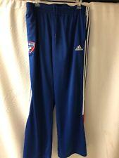 Adidas FC Dallas MLS Soccer Training Track Pants Men's SZ XL