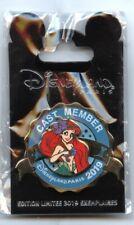 Disneyland Paris - 2019 Cast Member - Ariel Pin (The Little Mermaid)