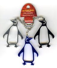 3 x Penguin Keyring Bottle Opener