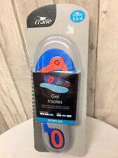 Crane  Size 3.5 -4 UK Gel insole - unisex -sports gel -
