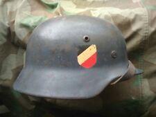 Stahlhelm M35 DD Luftwaffe Wehrmacht Militaria Weltkrieg 2.WK