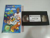 SPACE JAM MICHAEL JORDAN BUGS BUNNY JOE PYTKA - VHS Cinta tape ESPAÑOL