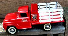 Tonka Farms truck mound mn beautiful condition red white side panels removable