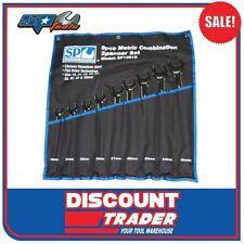 SP Tools 9 Piece Metric Jumbo Combination Spanner Set - SP10019