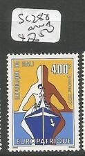Mali SC 288 MNH (6cus)