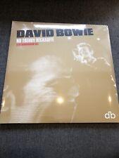 Bowie No Trendy Rechauffe Dbl Vinyl Album Brilliant Live Adventures Sealed