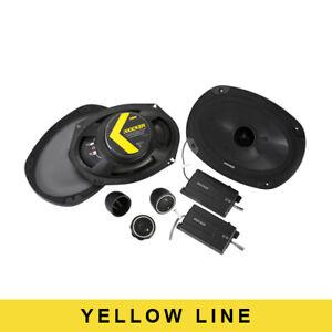 "Kicker Audio CS 6"" x 9"" (160 x 230 mm) Component Speaker System - 46CSS694"