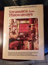 Beter Homes & Garden Treasures from Throwaway's Book