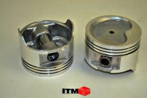 ITM RY6470-020 Set of 4 Engine Pistons Kit W/Rings