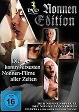 NONNEN Edition NONNE VON VERONA Nonnenspiegel FLAVIA Ornella Muti 3 DVD Box