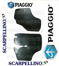 COPPIA DI TAPPETI IN GOMMA PIAGGIO PORTER QUARGO -CAR CARPETS- PIAGGIO 600645M