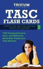 TASC Exam Flash Cards : Complete Flash Card Study Guide with Practice Test...