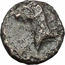 Phokaia in Ionia 350BC Nymph Griffin Authentic Ancient Greek Coin i49103