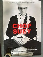 CHOP SUEY – PETER JOHNSON PHOTO BY BRUCE WEBER – 2001 MOVIE POSTER – NEAR MINT