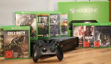 ! ! Sonderangebot !! Microsoft Xbox One 500GB inkl 1 Spiel aus unserem Sortiment