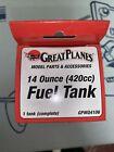 Great Planes GPMQ4106 14oz Fuel Tank v2
