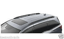 Genuine Honda 18-20 Odyssey Black Roof Rails Oem New 08L02-THR-102
