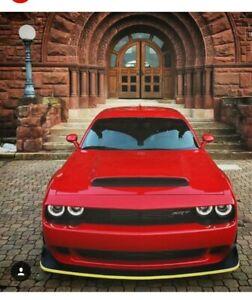 Splitter Protector - Dodge Challenger Widebody Hellcat / Demon / Scat pack