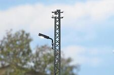 Busch 4150 H0 Gittermast-Lampe DDR typisch Neu OVP /