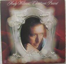 Andy Williams Christmas Present LP VG+  Columbia C33191