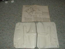 Exact-Vac Vac- Form 1/48 P40E parts from Otaki or Monogram fit this kit
