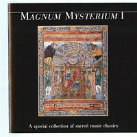 Various Artists : Magnum Mysterium 1: Sacred Music CD
