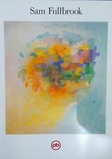 Sam Fullbrook Australian Artist 2000 Philip Bacon Galleries Exhibition Catalogue