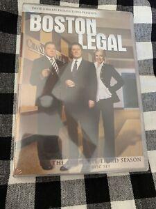 Boston Legal - Season Three (Boxset) New DVD