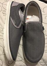 Crocs Norlin Slip On Shoes Mens Size 9 Smoke