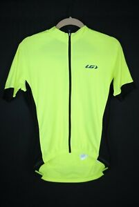 Louis Garneau Full-Zip Cycling Jersey Women's Size Large L