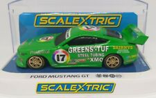 Scalextric Ford Mustang V8 Supercar Dick Johnson Greenstuf Custom Livery Fantasy
