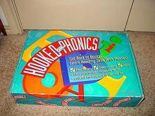 Sra Hooked On Phonics Pre School Thru Adults Reading Skills Teaching Home School