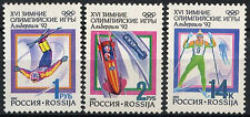 Russia 1992 SG#6311-3 Winter Olympic Games MNH Set #D4394