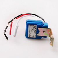 AS-10 AC / DC 12V Dusk to Dawn Automatic Photocell Light Sensor Detector Switch