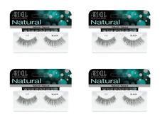 48604d36dbf [Lot of 4] Ardell Fashion Lashes Natural 117 Black False Eyelashes