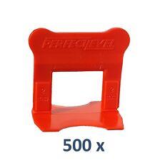 500 croisillons auto nivelant professionnel 2 mm compatible Raimondi