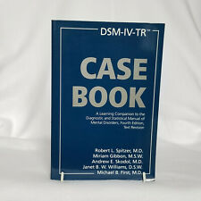 LIKE NEW DSM-IV-TR CASEBOOK: A LEARNING COMPANION TO THE DSM IV TR