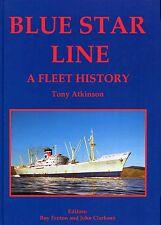 Blue Star Line: A Fleet History