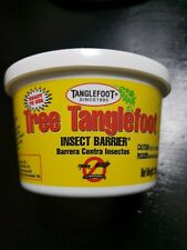 TANGLEFOOT Tree Pest Control Barrier Paste Sticky Adhesive-15 Oz.